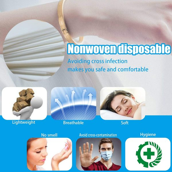 Spa Bed Sheets Disposable Massage Table Sheet